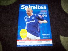 Chesterfield v Tranmere Rovers, 2005/06